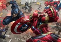 漫威:美隊為什麼沒有穿上鋼鐵俠的戰甲?MK系列戰甲太笨重