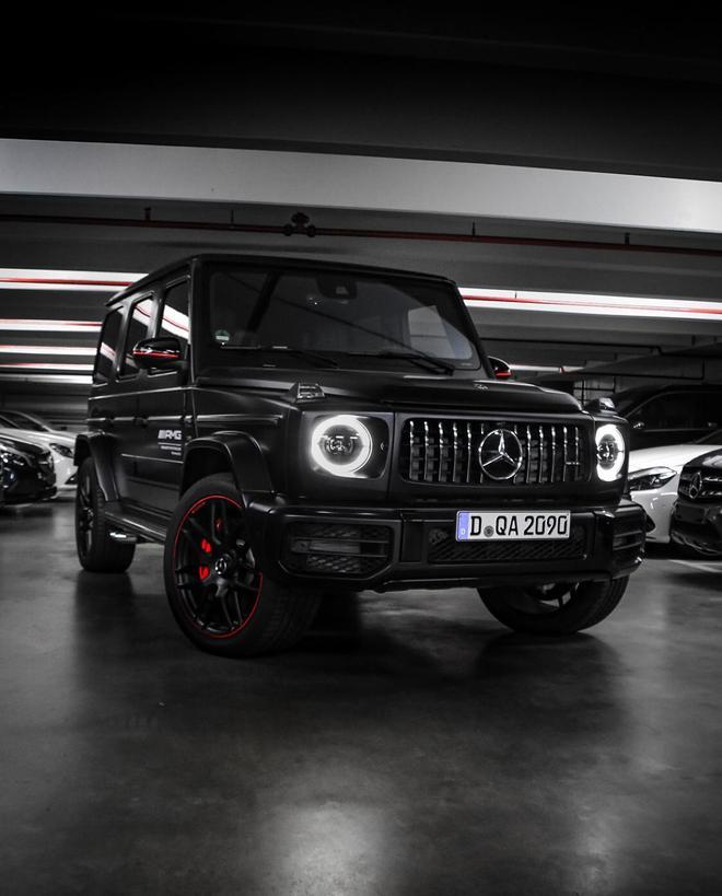 即使黑色也不止一面!全新奔馳G級越野車2019款