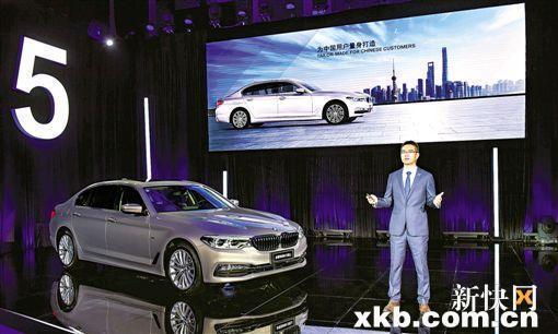 全新BMW 5系Li搶先品鑑