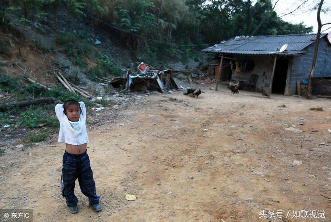 8張催人淚下的圖片,直擊8個可憐無助的孩子,看到哪一張你落淚了