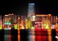 肇慶星湖牌坊廣場的音樂噴泉調整播放時間了!請奔走相告!
