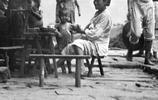 中日韓底層婦女老照片,那時候還是日本更富裕