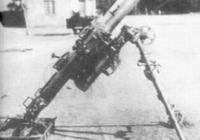 來看看二戰時期,日軍的武器吧!迫擊炮、迫擊炮