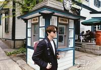 「EXO」「新聞」190504 EXO SUHO,自由地漫步在街上散發魅力