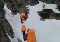 Two Chinese hikers die in snow storm, more feared missing