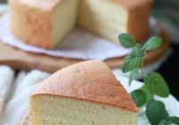 【烘焙甜點】戚風蛋糕---最基礎的烘焙功課