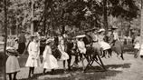 美國舊影:20世紀早期的兒童遊樂場