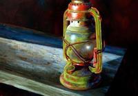 油畫世界:shahrzadhaz人物油畫