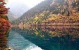 天堂杭州之西子湖柔美多情,而九寨神地是大自然的鬼斧神工