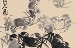 看看國畫大師齊白石作國畫書法和我們的什麼區別?