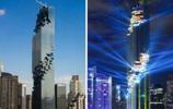 泰國第一高樓:白天被吐槽為爛尾工程,一到晚上大家都閉嘴了!
