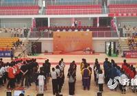 第七屆CCBA中國高等職業院校籃球聯賽在濰坊開賽