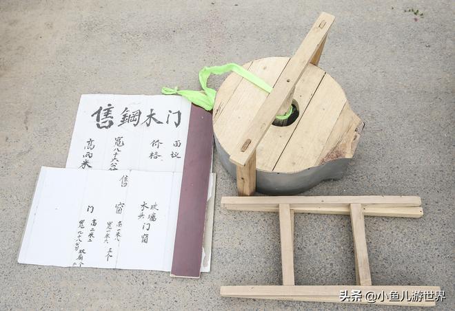 74歲農民大爺製作的稀罕物在農村大集賣10元,年輕人不認識