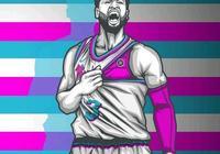 一大波NBA動漫頭像,拿來當頭像正好