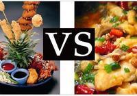 西餐和中餐,哪個好呢?
