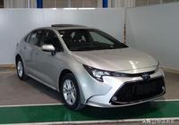風格犀利惹眼,廣汽豐田新一代雷凌正式亮相目錄,有望五月上市
