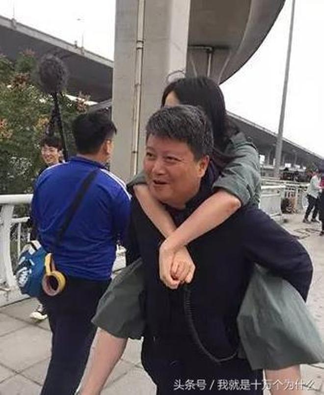 蔣欣,導演背蔣欣,被導演嫌棄太胖了