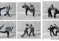 街鬥格鬥搏擊自衛防身奇招17套,集少林、八極近身短打剛猛之大成
