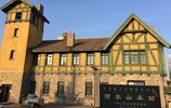 十月最美不過阿爾山,一座全國最漂亮的火車站而聞名天下