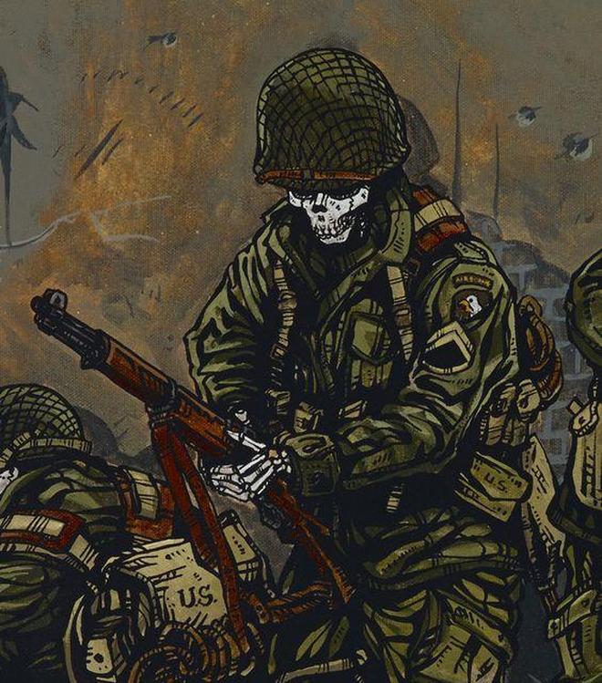 殘酷的戰爭︱失去靈魂的惡鬥機器
