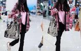 """楊穎穿粉色衛衣像極了""""土妞"""", 和沈夢辰根本沒有可比性"""