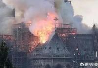 """有媒體發表文章稱""""全人類痛哭!800年巴黎聖母院猛烈著火!""""對此你怎麼看?"""