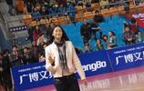 曾經中國女籃第一美女