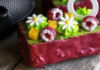 開心果蛋糕的做法