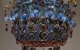 博物館明代文物實拍:圖二是萬曆皇帝的皇后鳳冠,圖七是錦衣衛印