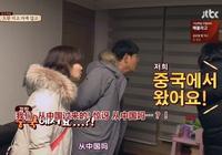 韓國明星到中國家庭蹭飯,看到火鍋後超級不淡定,第一次蹭到羊肉