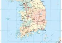 太極虎—韓國