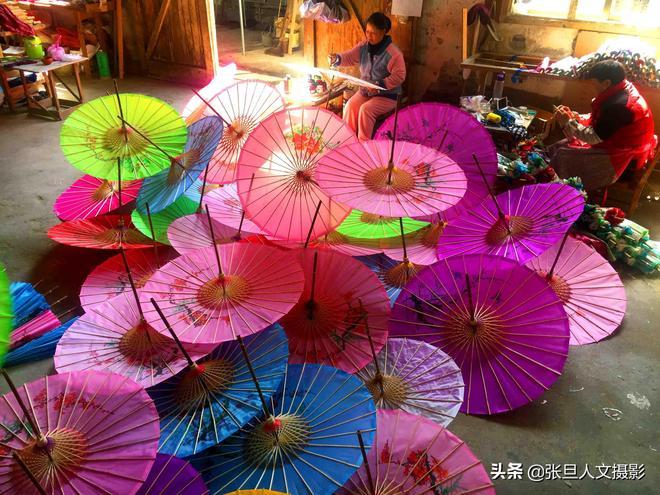 50歲的村民從小學會的傳統手藝 他讓村裡的一些媳婦脫貧致富了