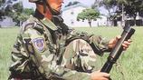 """軍事丨國產;QLT89榴彈彈射器(經常被簡稱為""""三無發射器"""")"""