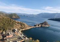美麗的瀘沽湖