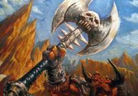 魔獸世界:只有老玩家才懂的五把武器!為何藍裝奧金斧可以這麼強