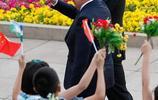 習近平舉行儀式歡迎烏茲別克斯坦總統