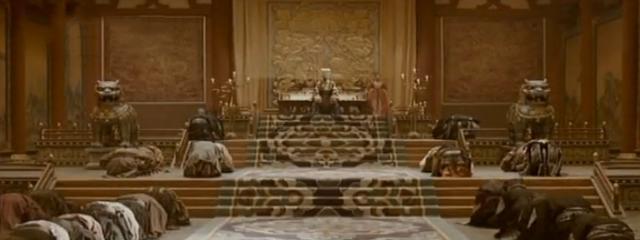 隋文帝楊堅欺負孤兒寡母,是符合天時地利人和的,實乃天意