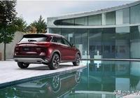 40萬豪華品牌SUV怎麼選,英菲尼迪QX50或許是你想要的