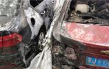 北京兩車主,自己家車自燃了數月竟然還不知