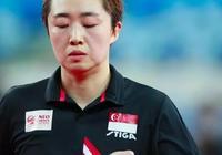 馮天薇惜敗日本小將平野美宇:被她打得有點懵!