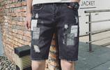 23-30歲男性,穿牛仔短褲比牛仔長褲更加貌賽潘安