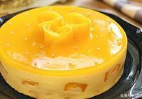 一次就成功的芒果乳酪蛋糕,口感清新,綿軟香甜!媽媽們必學