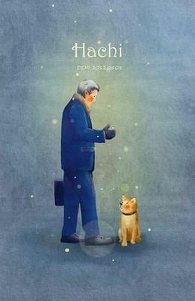 《忠犬八公》,感人至深