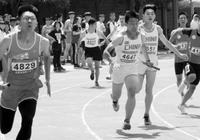 市中學生田徑運動會開賽