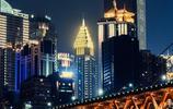 重慶-火鍋之城-霧都-8D魔幻城市-無水印夜景