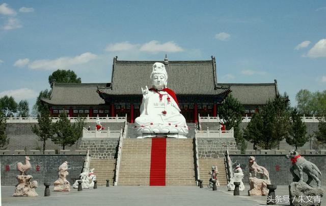 走走看看,發現大同的寺廟真不少!