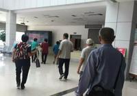 東阿縣銅城街道辦事處離退休黨支部黨員參觀社區黨群服務中心