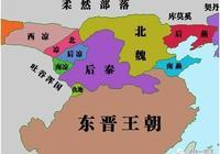 那暗無天日的東晉王朝