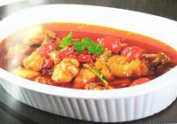麻辣水煮雞,味道香辣鮮美,很是下飯,一個人都能吃下一大盆
