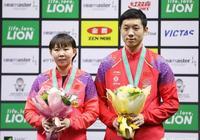 許昕搭檔朱雨玲奪日本公開賽混雙冠軍,為何想把金牌送給陳夢?你怎麼看?